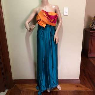 Philip Rodriguez gown