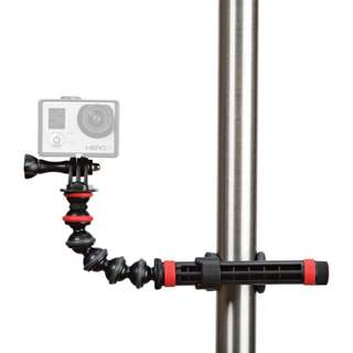JOBY 1280 Action Clamp Bracket with GorillaPod Arm for Action Camera