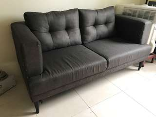 Semi 3 seater Sofa