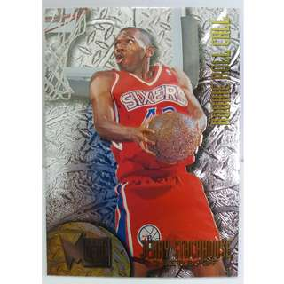 1995 Fleer Rookie Roll Call NBA Cards R-8 Jerry Stackhouse