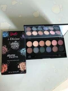 I-Divine - Storm palette