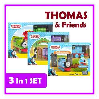 Mega Bloks Thomas & Friends Character Collection Assortment