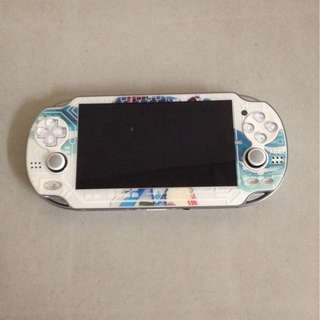 WTS PS VITA HATSUNE MIKU LIMITED EDITION CONSOLE SET (PURCHASED FROM JAPAN)