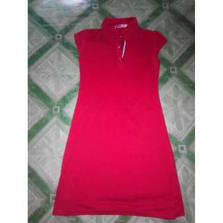 Womens dress polo