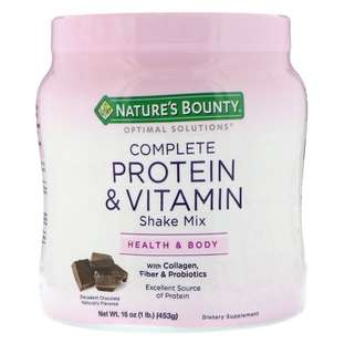 NATURE'S BOUNTY Protein & Vitamin 453gr ( From Chicago, US 🇺🇸 )