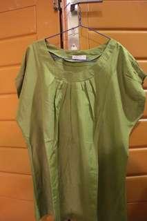 blouse jumbo / kaos jumbo wanita merk Number 61 L-XL