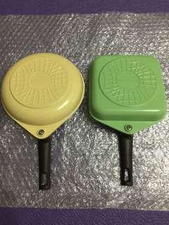 🚚 正版韓國🇰🇷NEOFLAM平底小煎鍋~無外盒,一把$380不議價⋯低於市價了