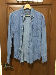 Benjamin Barker jeans shirt