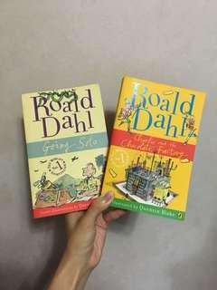 Roald Dahl英文小說@2