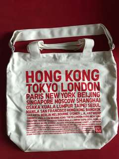 Uniqlo Bag (Red)