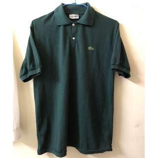 商品:Lacoste polo衫 (日本古著)