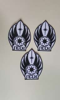3pcs Iron On Patch