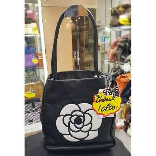 新淨 Chanel Vintage Bag , 附卡, 貼