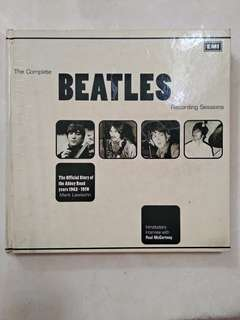 The complete recording session Beatles