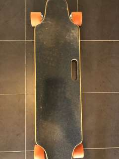 H2 electric skateboard (faulty controller)