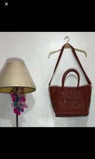 RUSH SELLING!!! Marikina brown bag