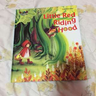 Easy to Read: Little Red Riding Hood (has audio cd)
