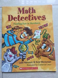 Scholastic Math Detectives - Finding Fun in Numbers