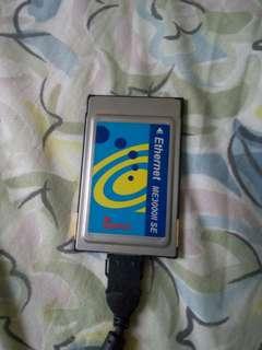 notebook network card