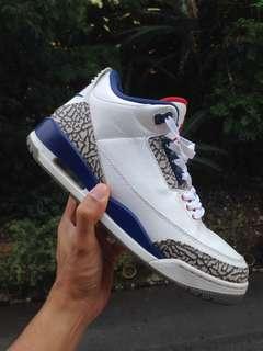 Nike Air Jordan 3 True Blue