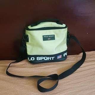 AUTHENTIC POLO SPORT CROSSBODY BAG