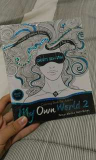 My own world 2(coloring book)