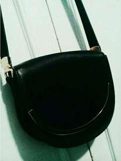 Forever 21 Black Sling Bag