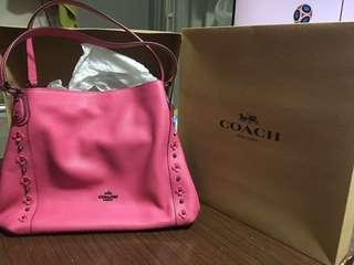 Coach 袋,全新一個