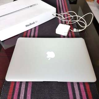 MACBOOK AIR 13 inch, Early 2014