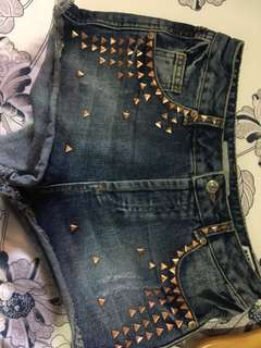 Hotpants studded