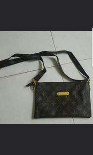 LV Louis Vuitton small handbag