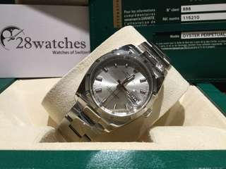 Rolex OYSTER PERPETUAL DATE 二手行貨,有保養