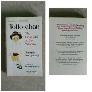 Totochan Novel Book