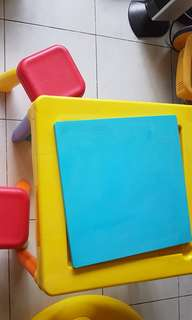 Bruin Kids' Table & Chairs