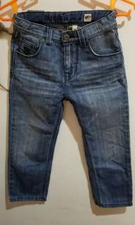 KIDS Preloved Guess Jeans