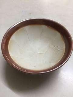 Japanese handmade bowl