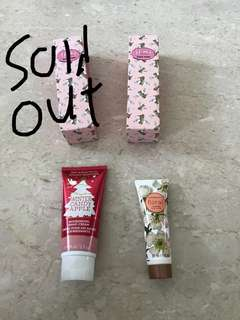 Bath and body  works , mind body and soul Handcream