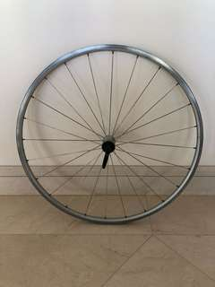 Front wheel quick release