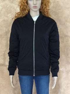 Zara Man puffer jacket (Navy blue)