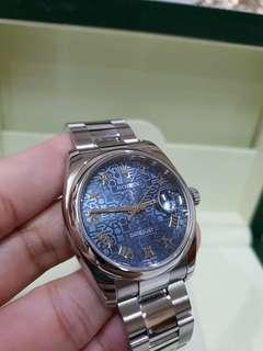 Rolex perpetual