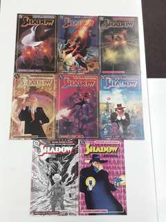 Shadow (1987 2nd Series DC)  Shadows & Light Comics Set