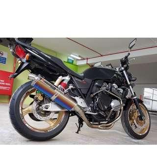 Honda CB400 Super4 Spec3