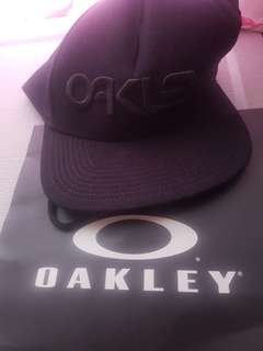 Authentic Oakley Cap Brand New