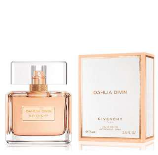 Givenchy Dahlia Divin EDT 75ml perfume toilette spray RRP $150