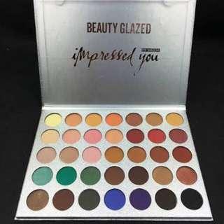 Beauty glazed