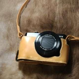 ☺ 【訂製】相機套 by L'Chaim Leathercraft
