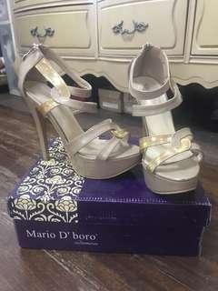 Mario D' Boro heels