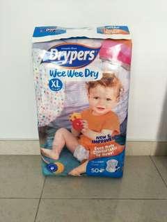BN Drypers XL 5pc