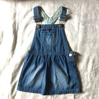 Mothercare Denim Skirt Jumper