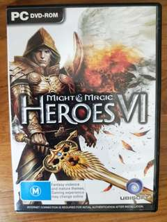 Heroes VI - Might and Magic